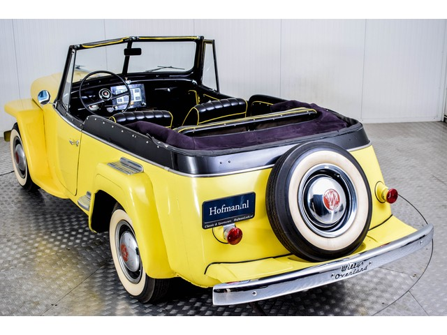 Willys Jeepster  Foto 39