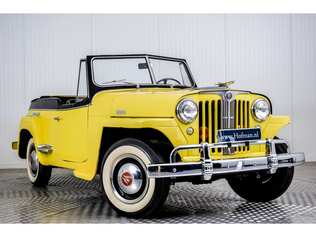 Willys Jeepster  Foto 4
