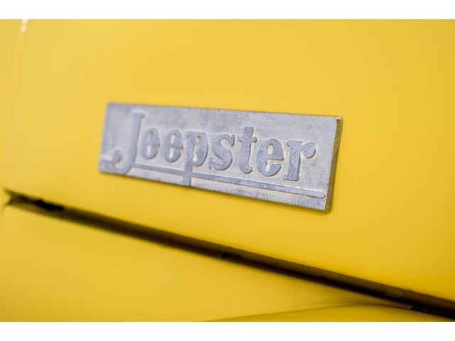 Willys Jeepster  Foto 42