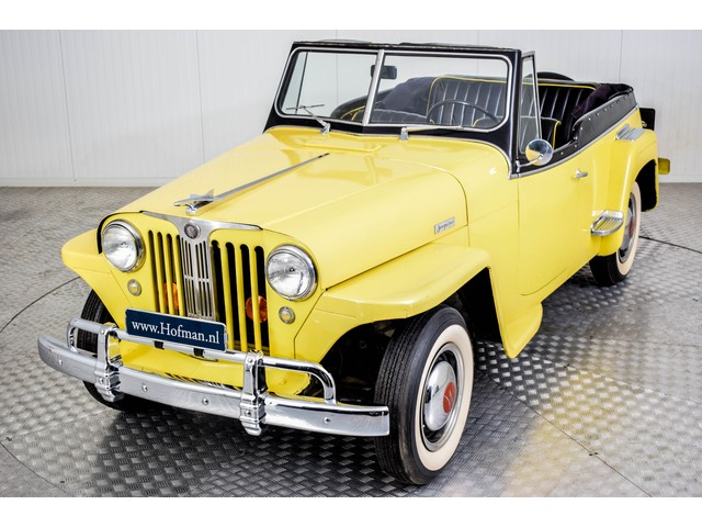 Willys Jeepster  Foto 43