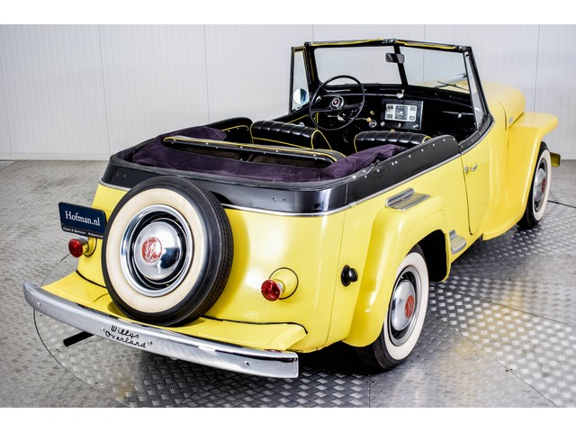 Willys Jeepster  Foto 44