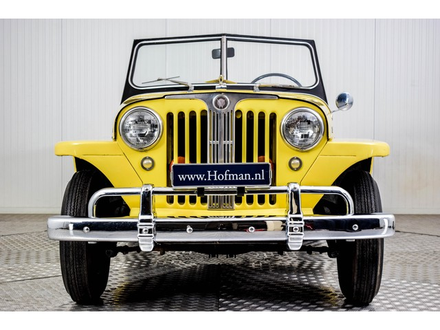 Willys Jeepster  Foto 48