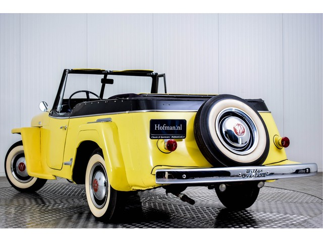 Willys Jeepster  Foto 5