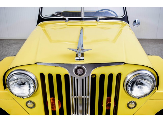 Willys Jeepster  Foto 50