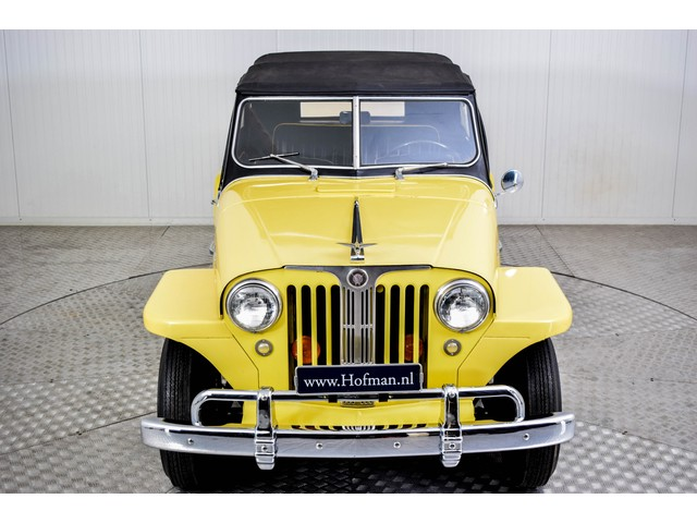 Willys Jeepster  Foto 51
