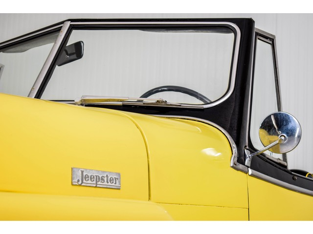 Willys Jeepster  Foto 53