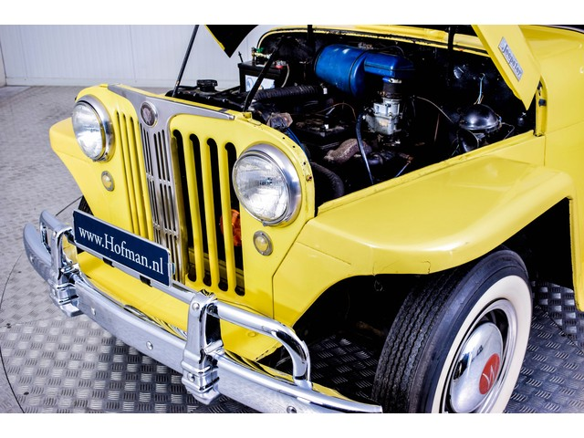 Willys Jeepster  Foto 54