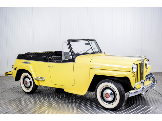 Willys Jeepster  Foto 60