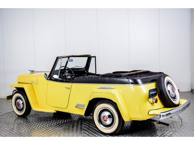 Willys Jeepster  Foto 61