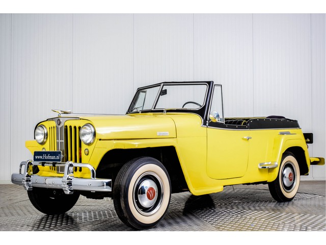 Willys Jeepster  Foto 64