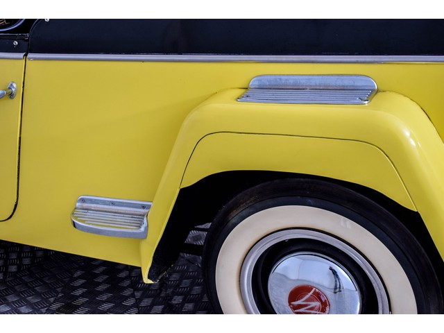 Willys Jeepster  Foto 66