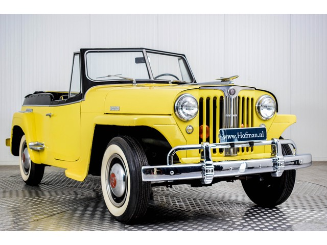 Willys Jeepster  Foto 67
