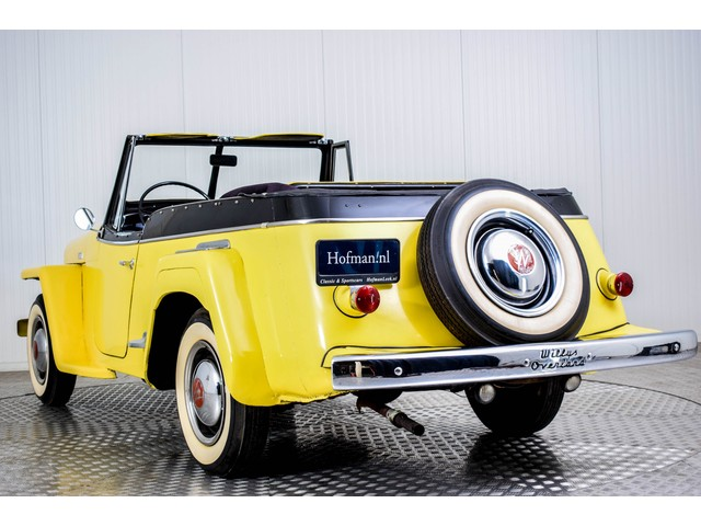 Willys Jeepster  Foto 68