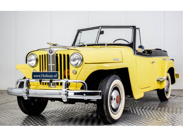 Willys Jeepster  Foto 70