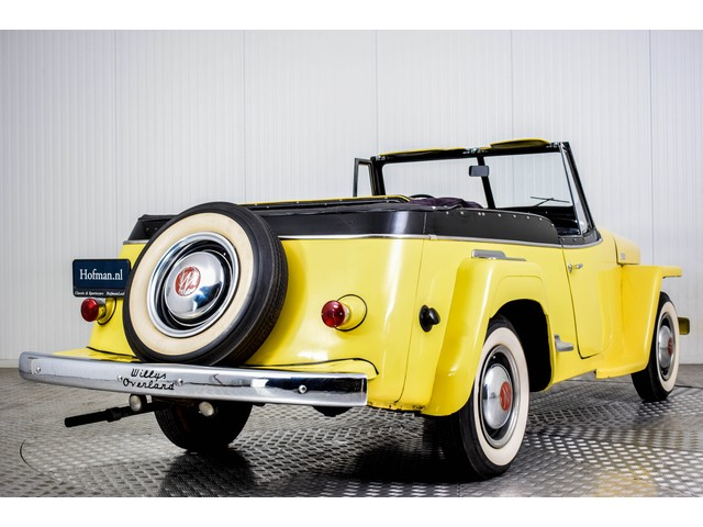 Willys Jeepster  Foto 71