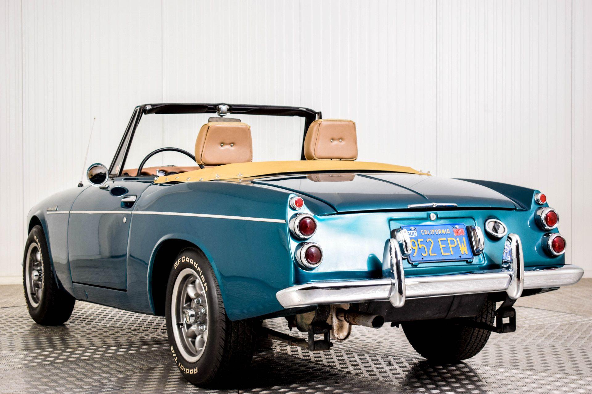 Datsun Fairlady 1600 SPL311 Foto 20