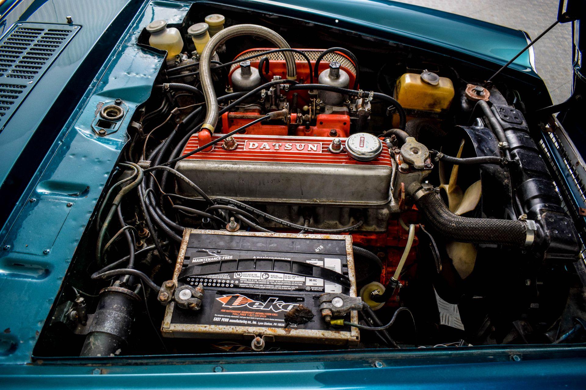Datsun Fairlady 1600 SPL311 Foto 24