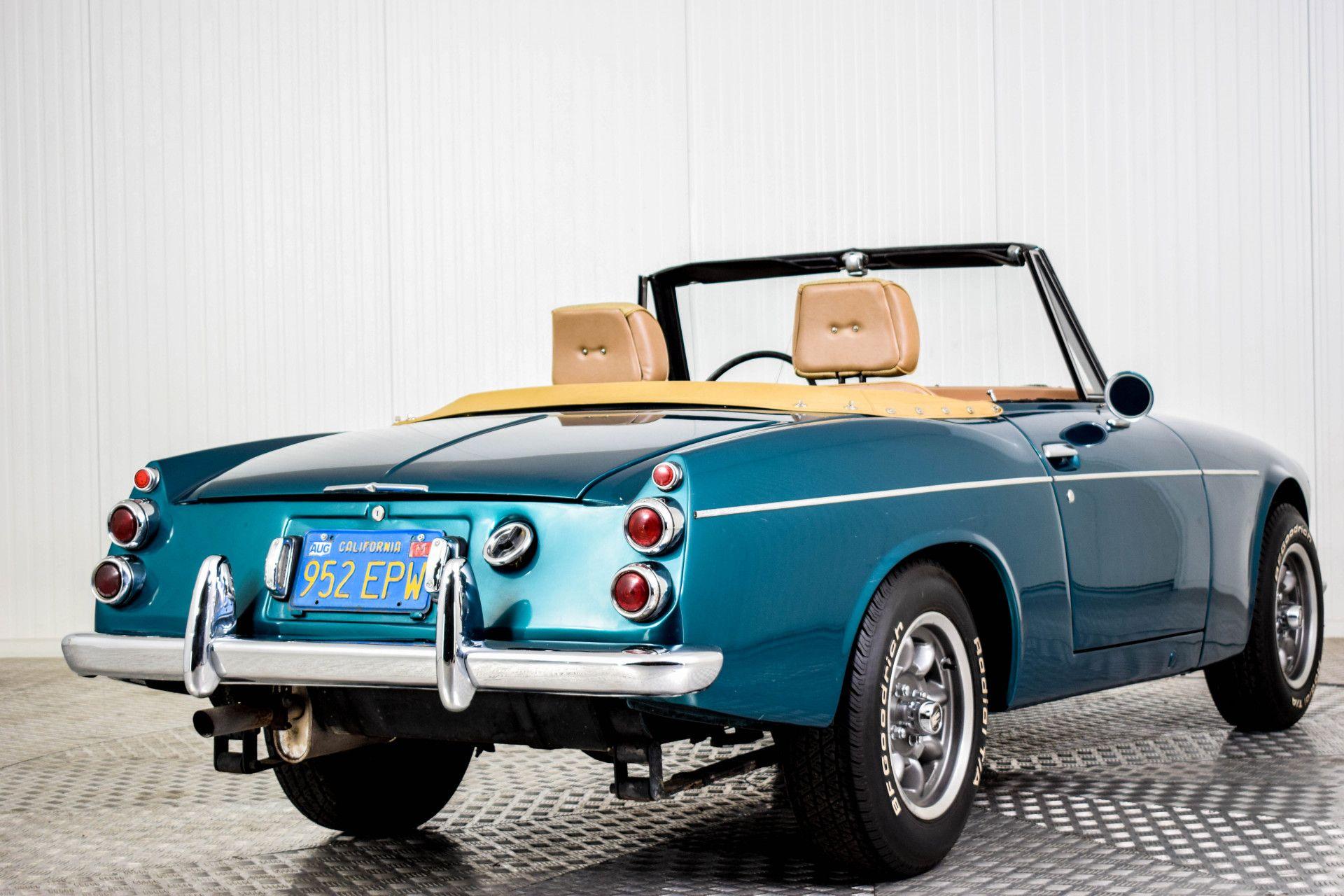 Datsun Fairlady 1600 SPL311 Foto 25