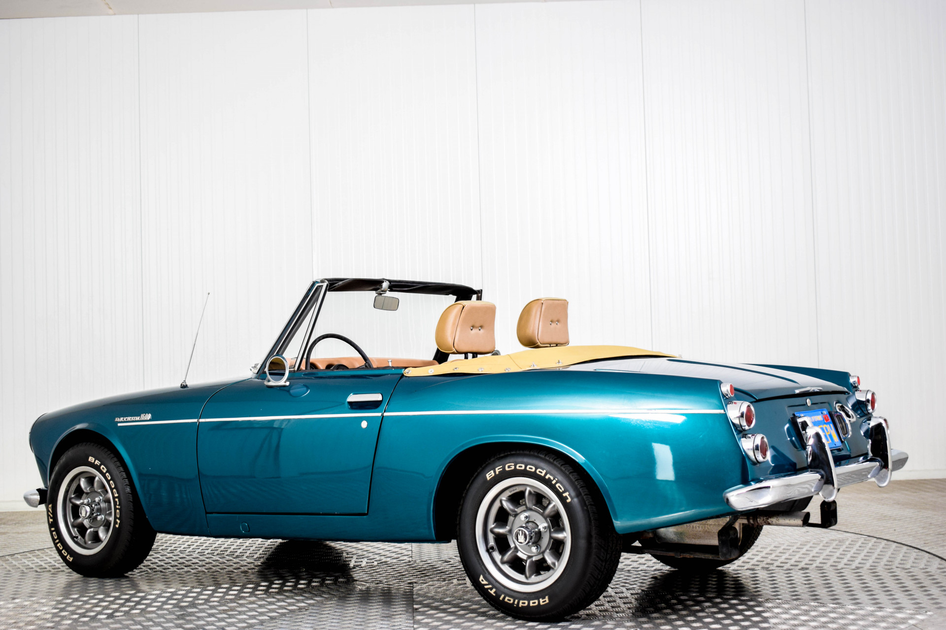 Datsun Fairlady 1600 SPL311 Foto 28