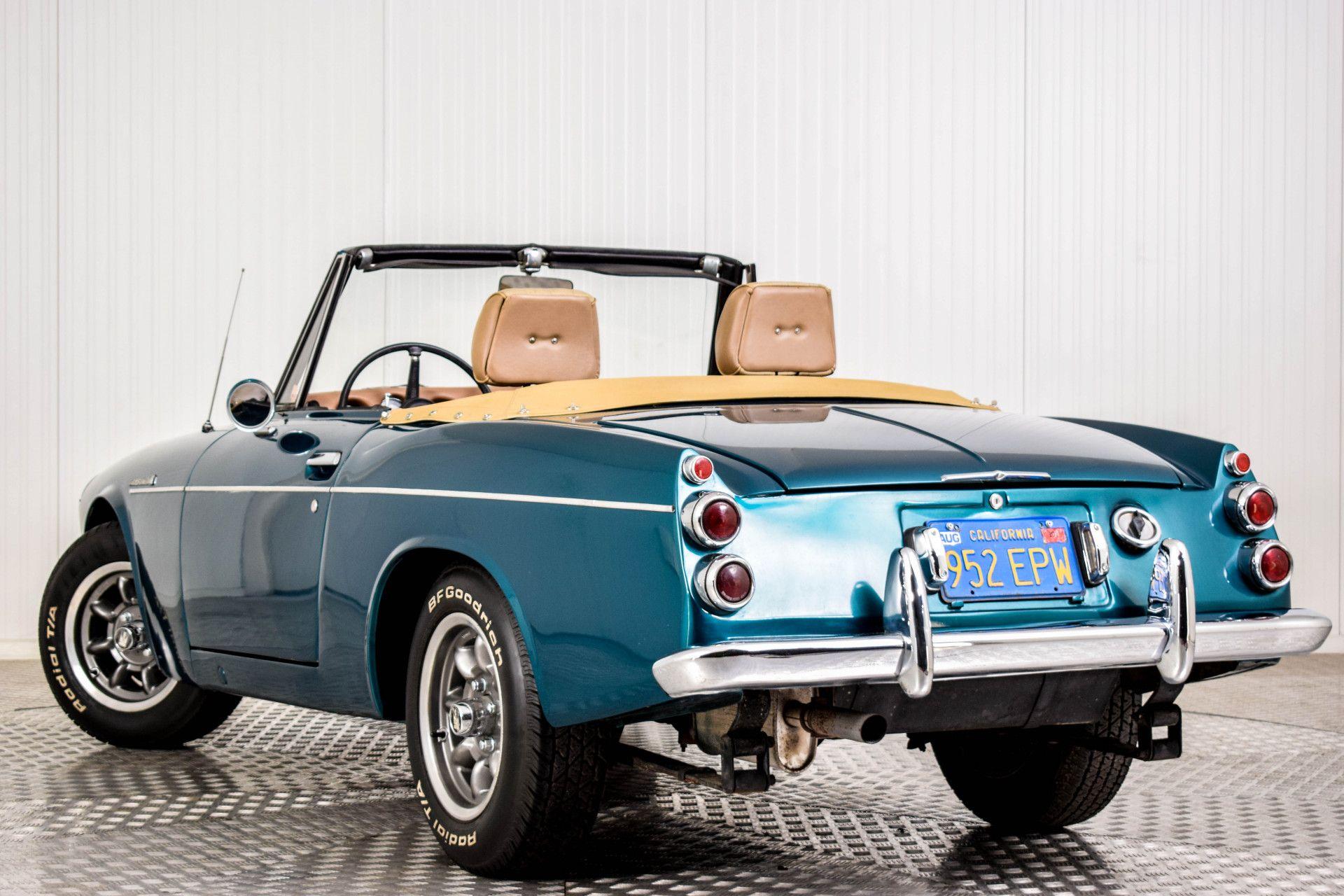Datsun Fairlady 1600 SPL311 Foto 38