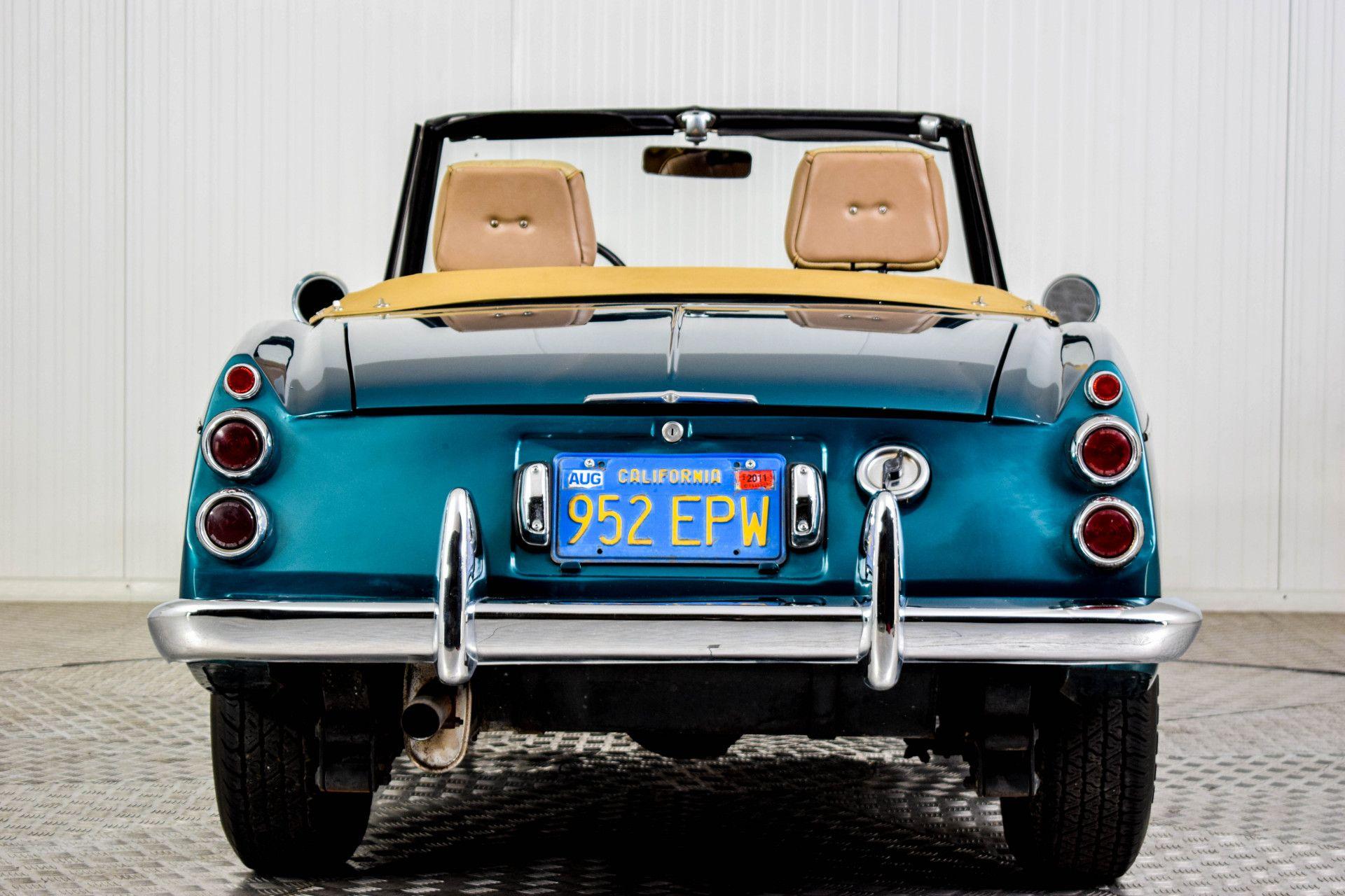 Datsun Fairlady 1600 SPL311 Foto 4