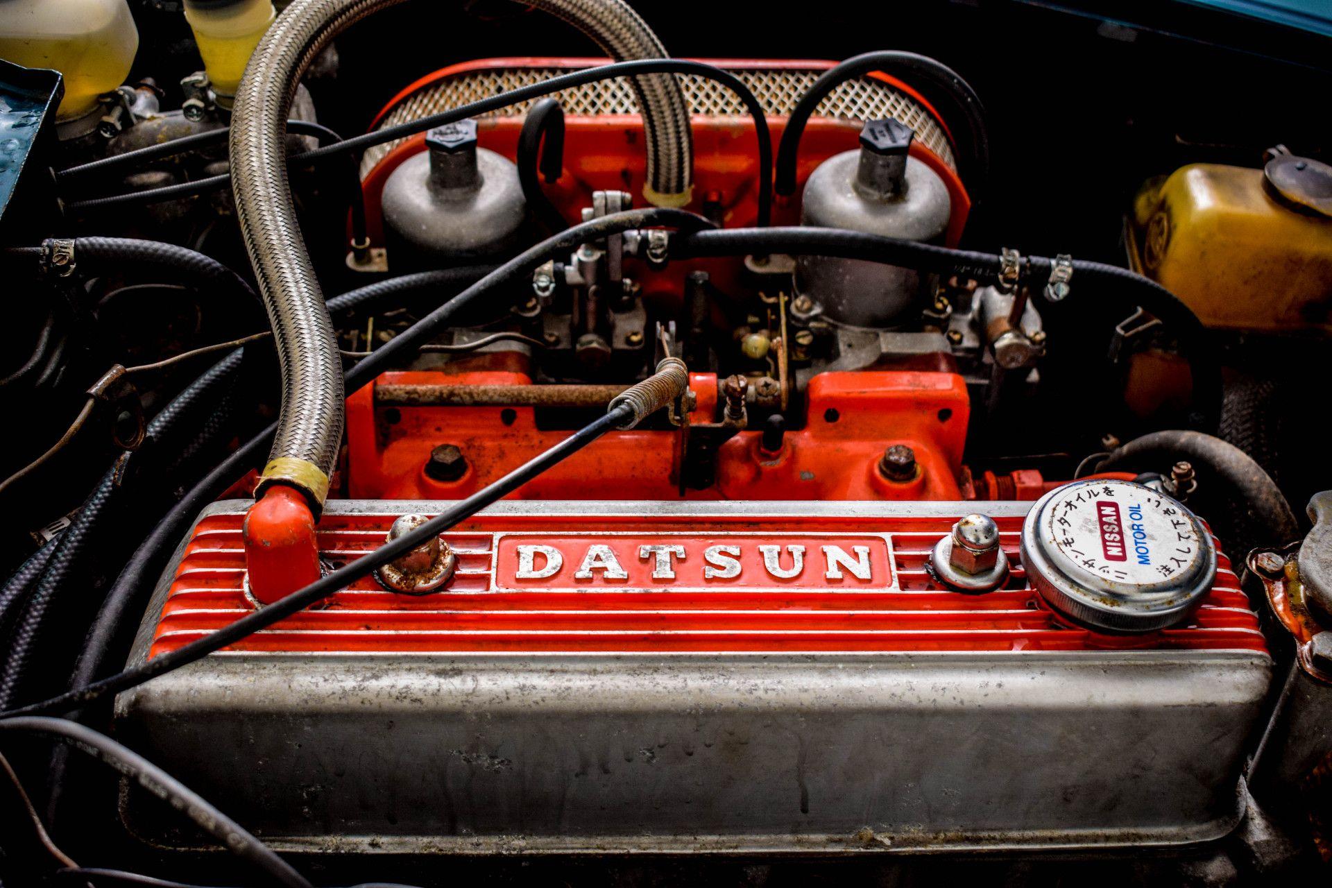 Datsun Fairlady 1600 SPL311 Foto 42