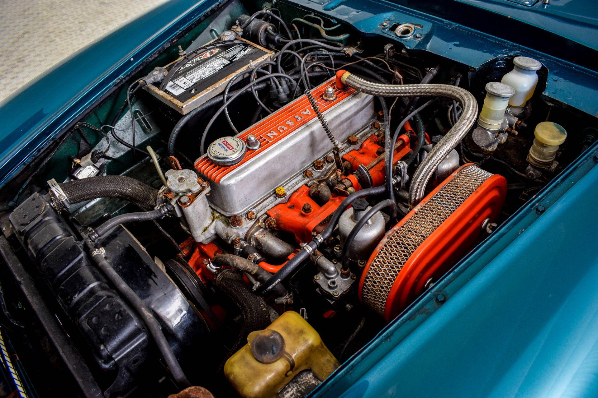 Datsun Fairlady 1600 SPL311 Foto 49