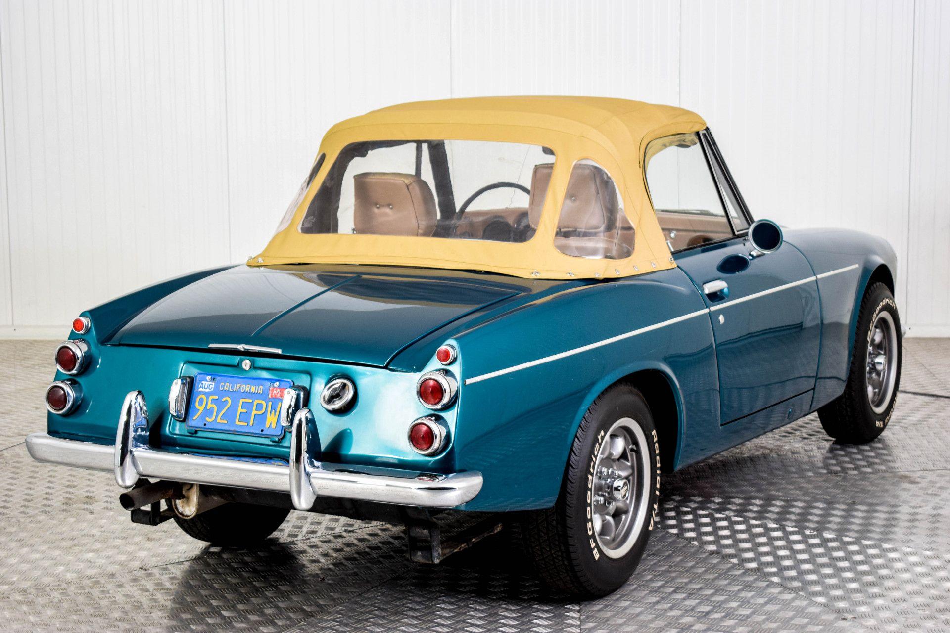 Datsun Fairlady 1600 SPL311 Foto 5