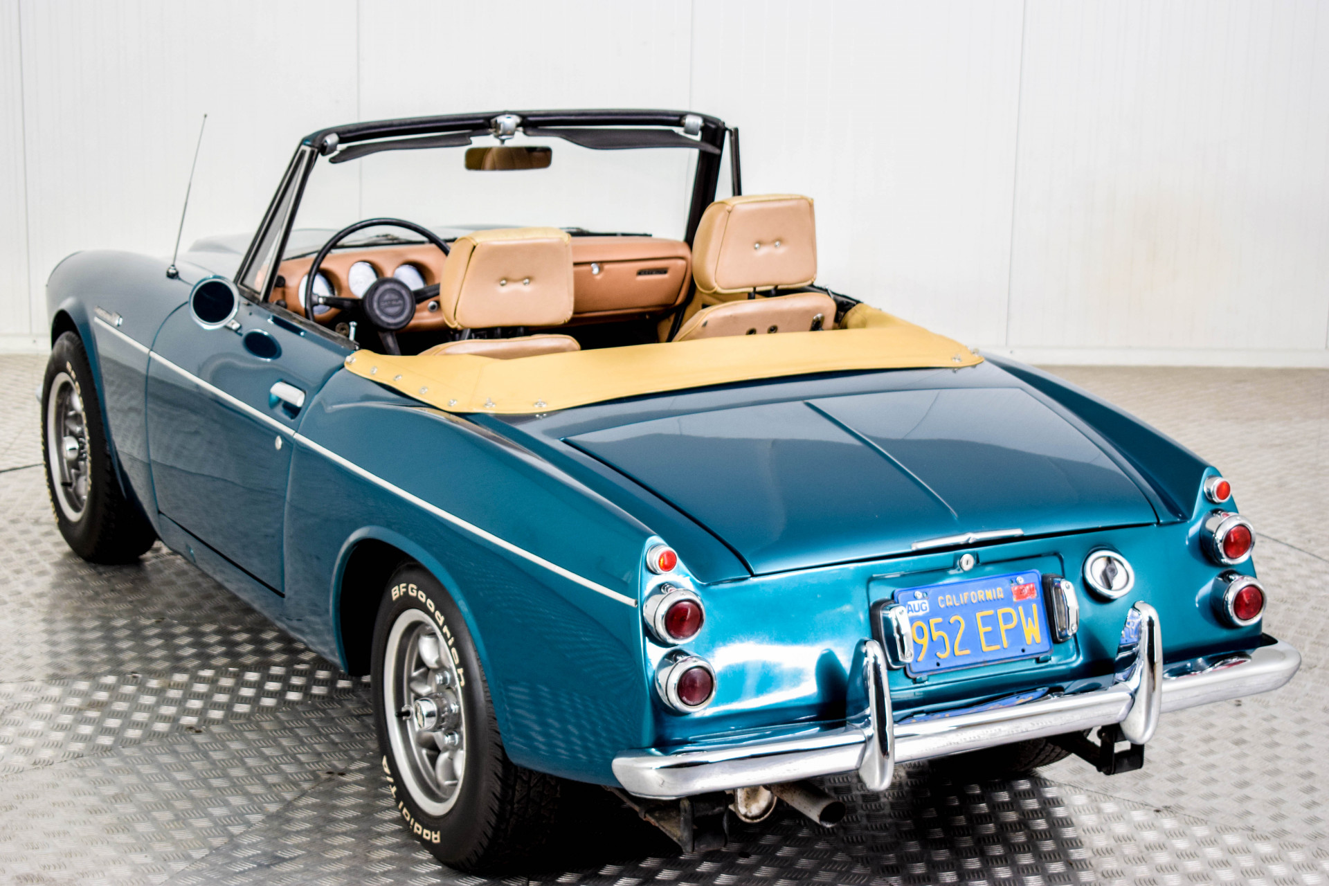 Datsun Fairlady 1600 SPL311 Foto 62