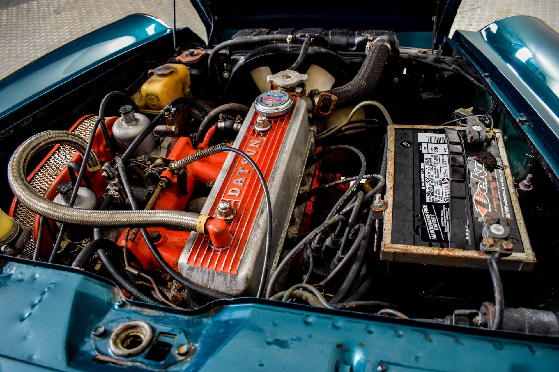 Datsun Fairlady 1600 SPL311 Foto 71