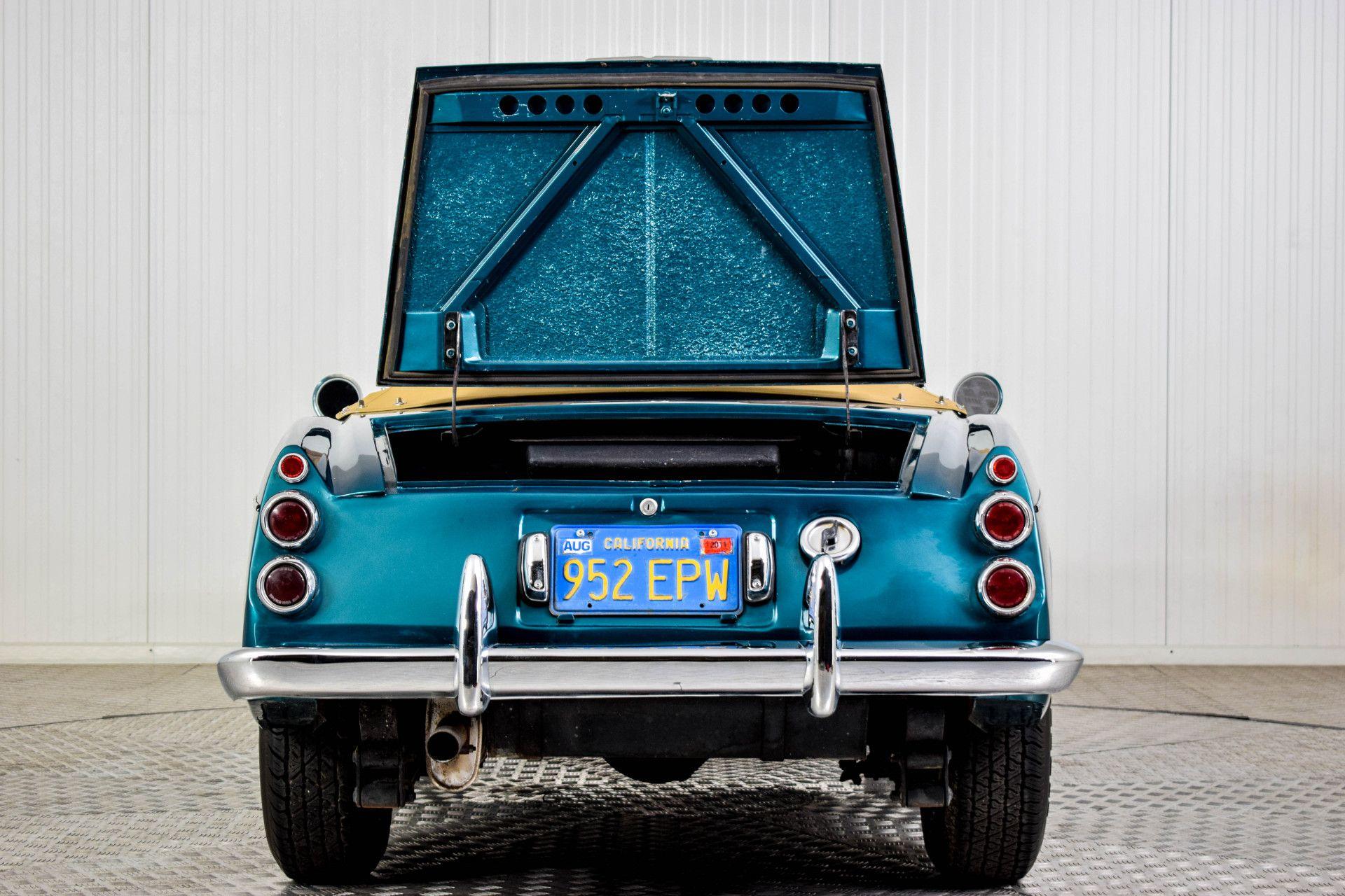 Datsun Fairlady 1600 SPL311 Foto 9