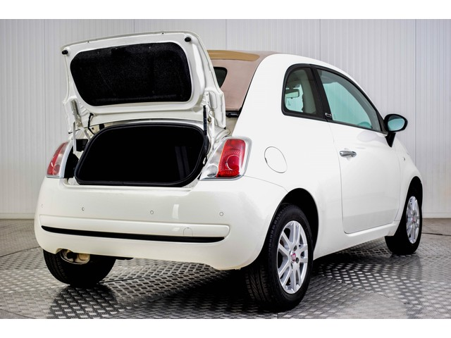 Fiat 500C Cabriolet 1.2 Pop Foto 16