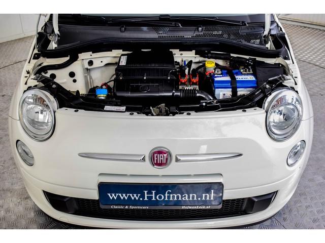 Fiat 500C Cabriolet 1.2 Pop Foto 35