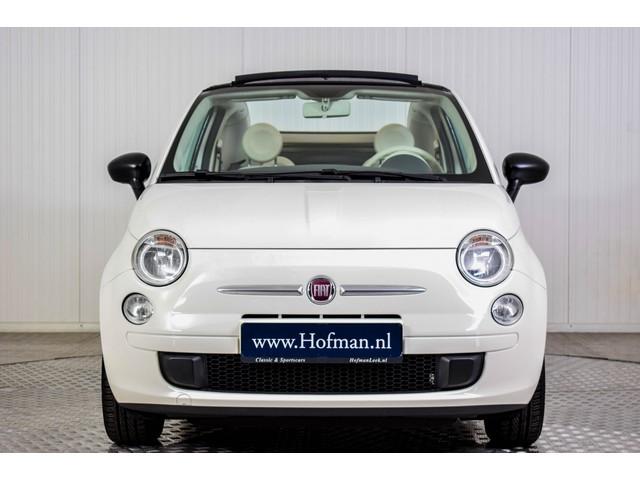 Fiat 500C Cabriolet 1.2 Pop Foto 37