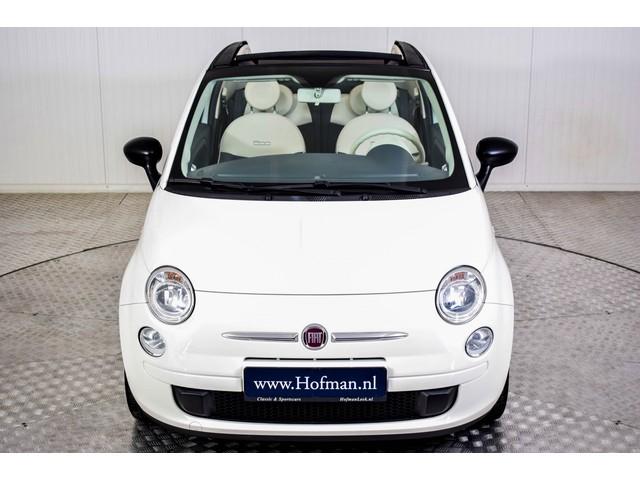 Fiat 500C Cabriolet 1.2 Pop Foto 39