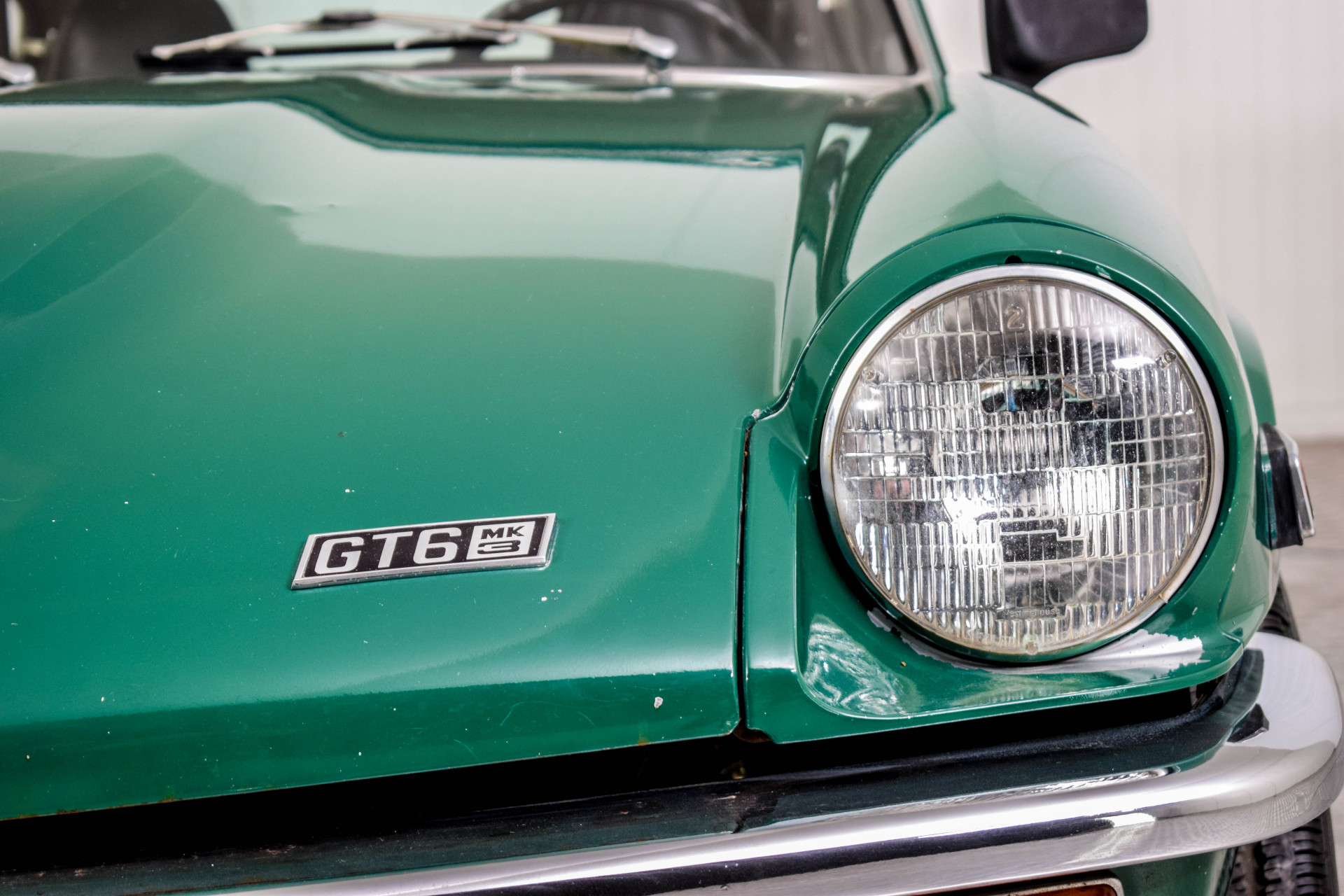 Triumph GT6 MKIII Foto 12
