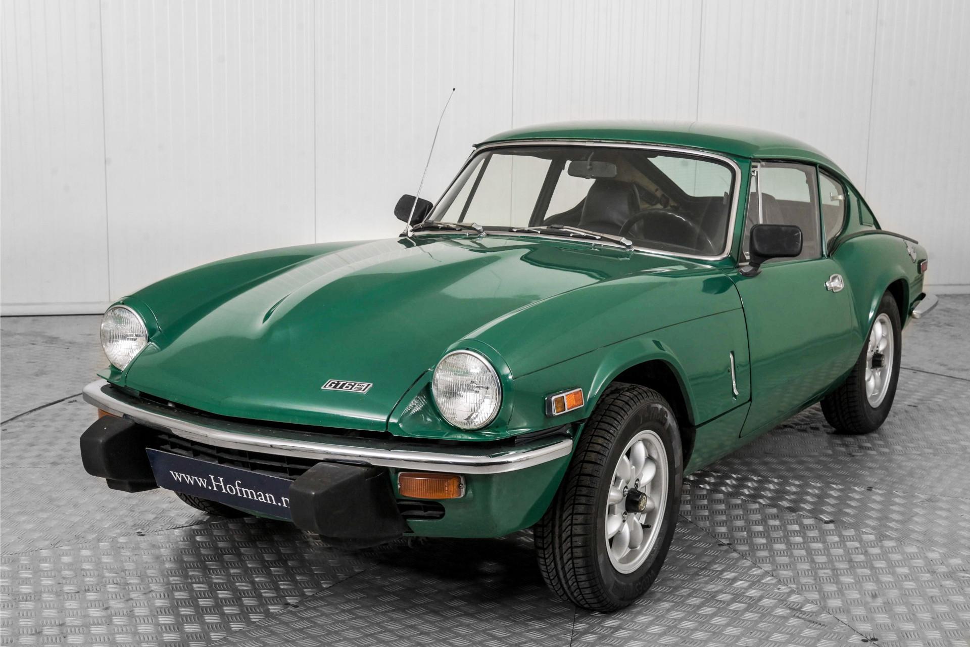 Triumph GT6 MKIII Foto 17