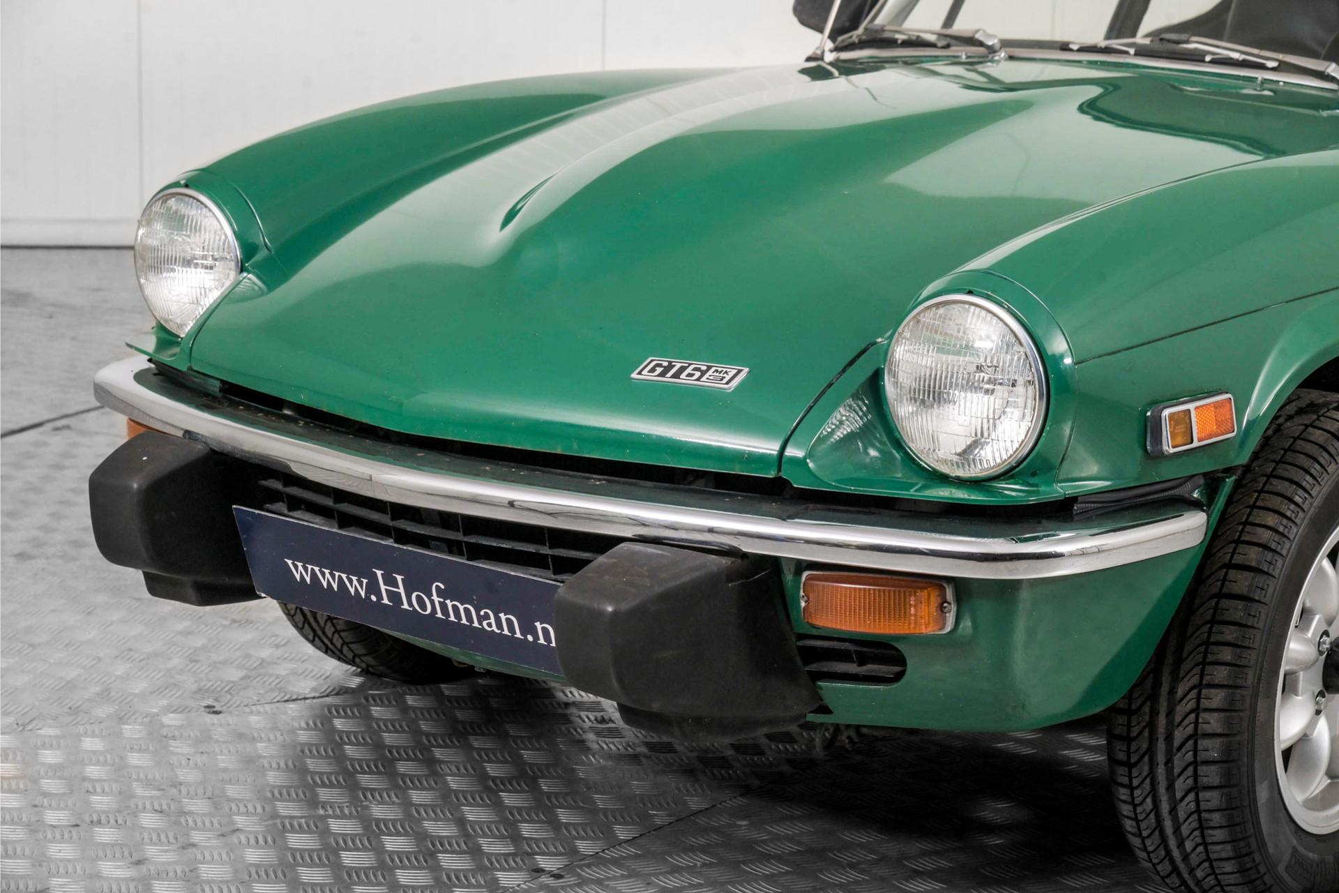 Triumph GT6 MKIII Foto 18