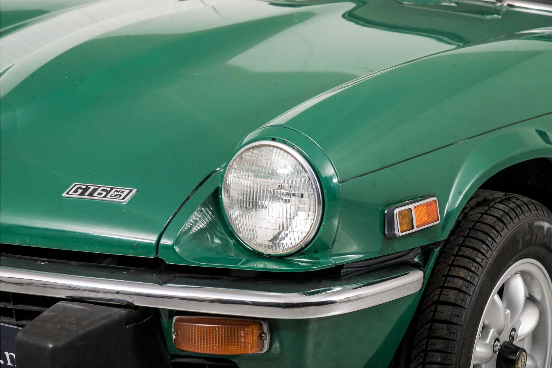 Triumph GT6 MKIII Foto 21