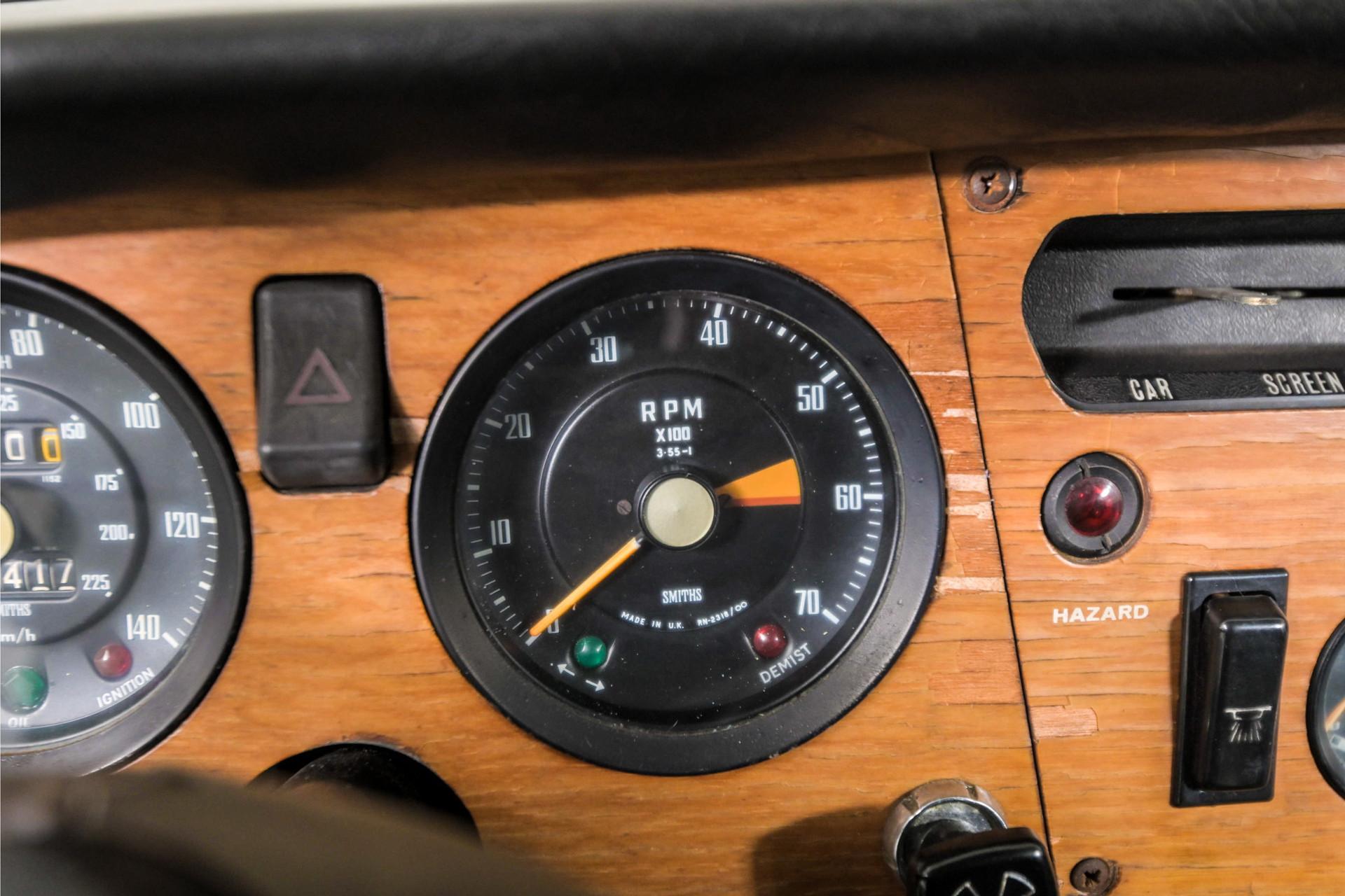 Triumph GT6 MKIII Foto 24