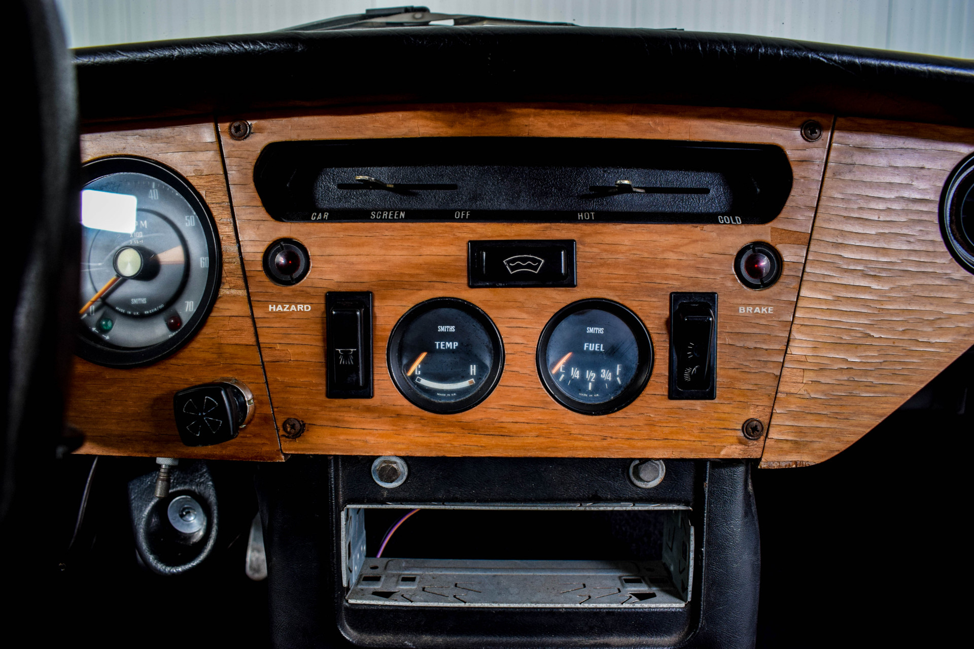 Triumph GT6 MKIII Foto 27