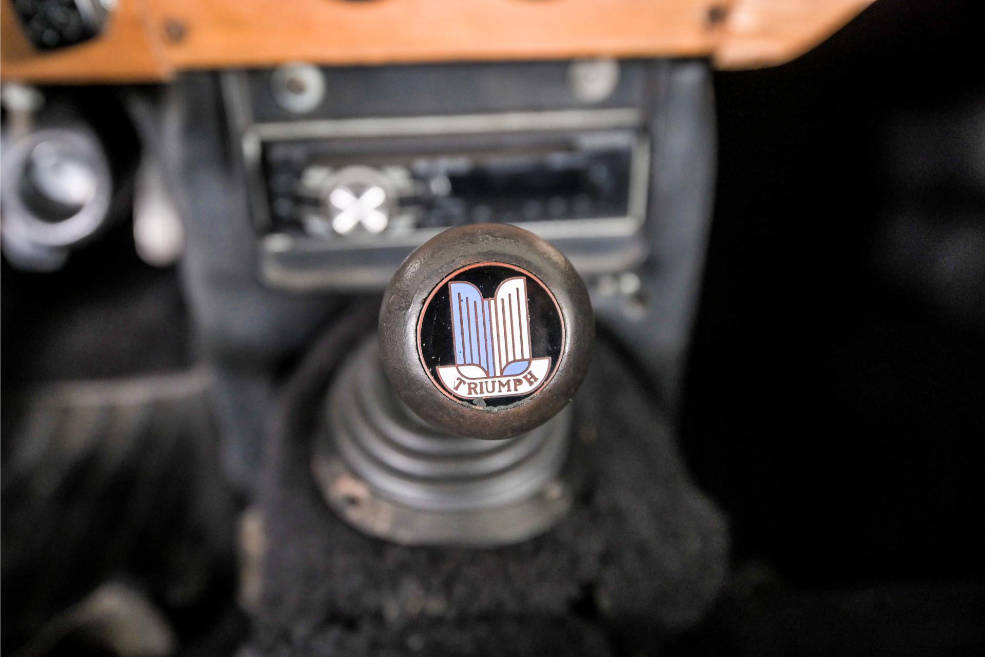 Triumph GT6 MKIII Foto 29