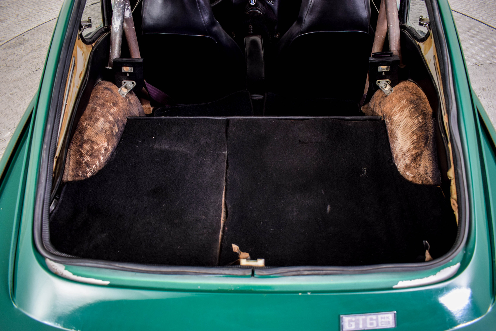 Triumph GT6 MKIII Foto 34