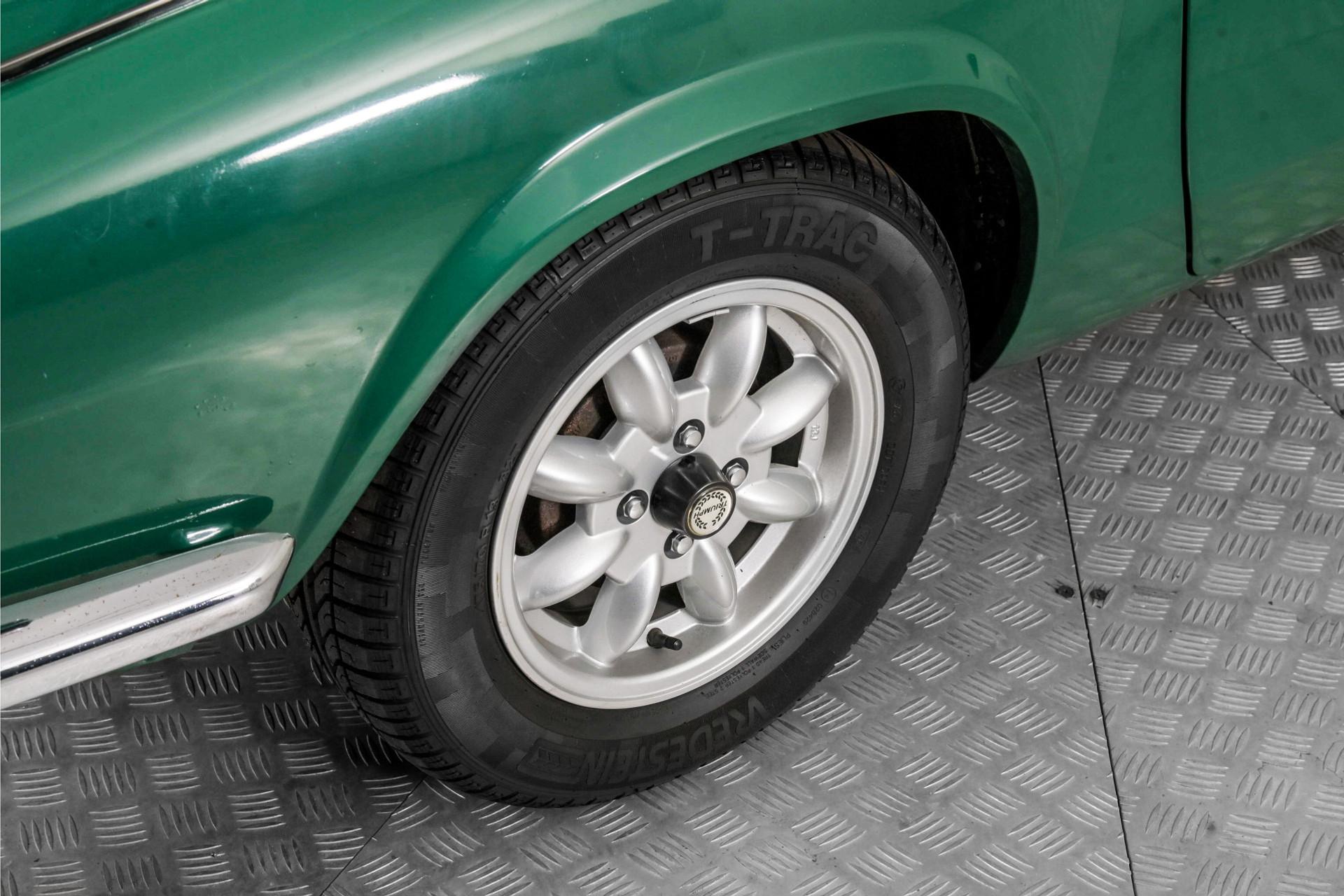 Triumph GT6 MKIII Foto 35