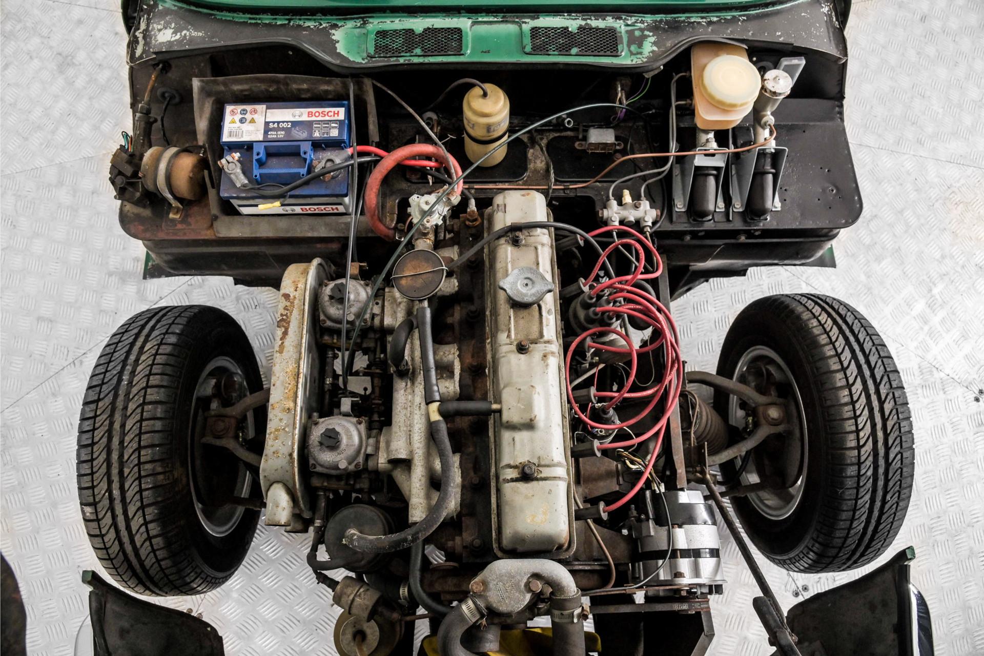 Triumph GT6 MKIII Foto 38