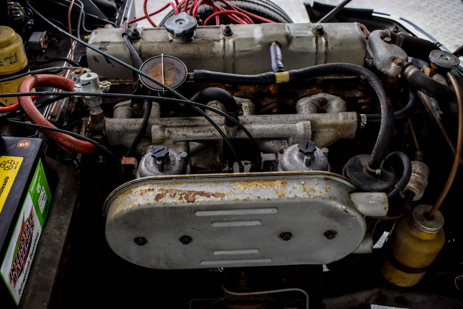 Triumph GT6 MKIII Foto 39