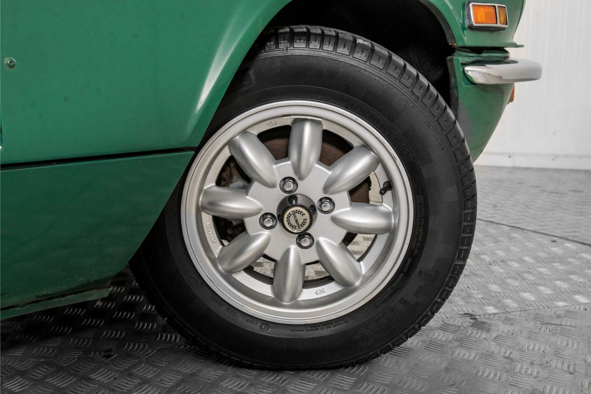 Triumph GT6 MKIII Foto 43