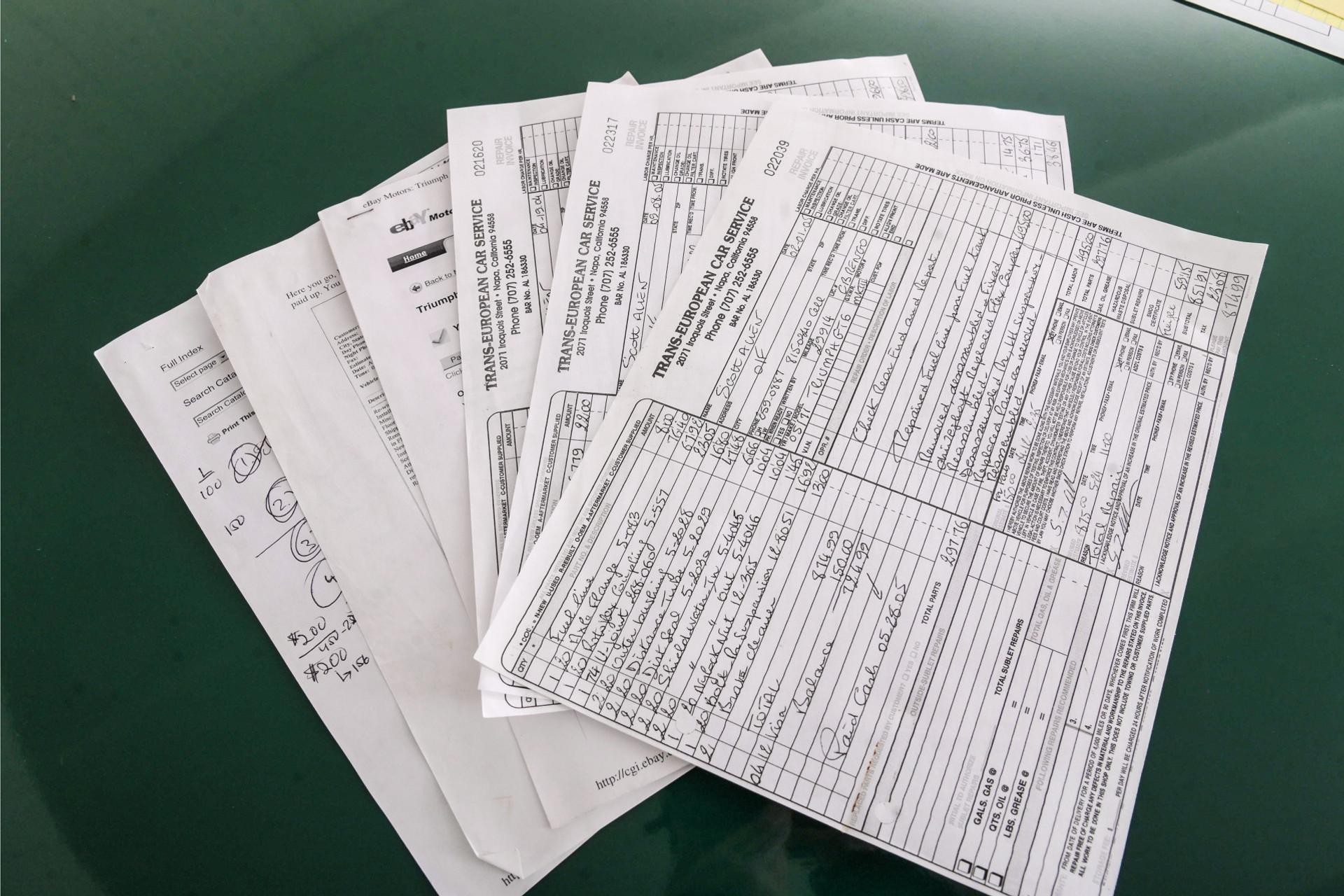 Triumph GT6 MKIII Foto 45