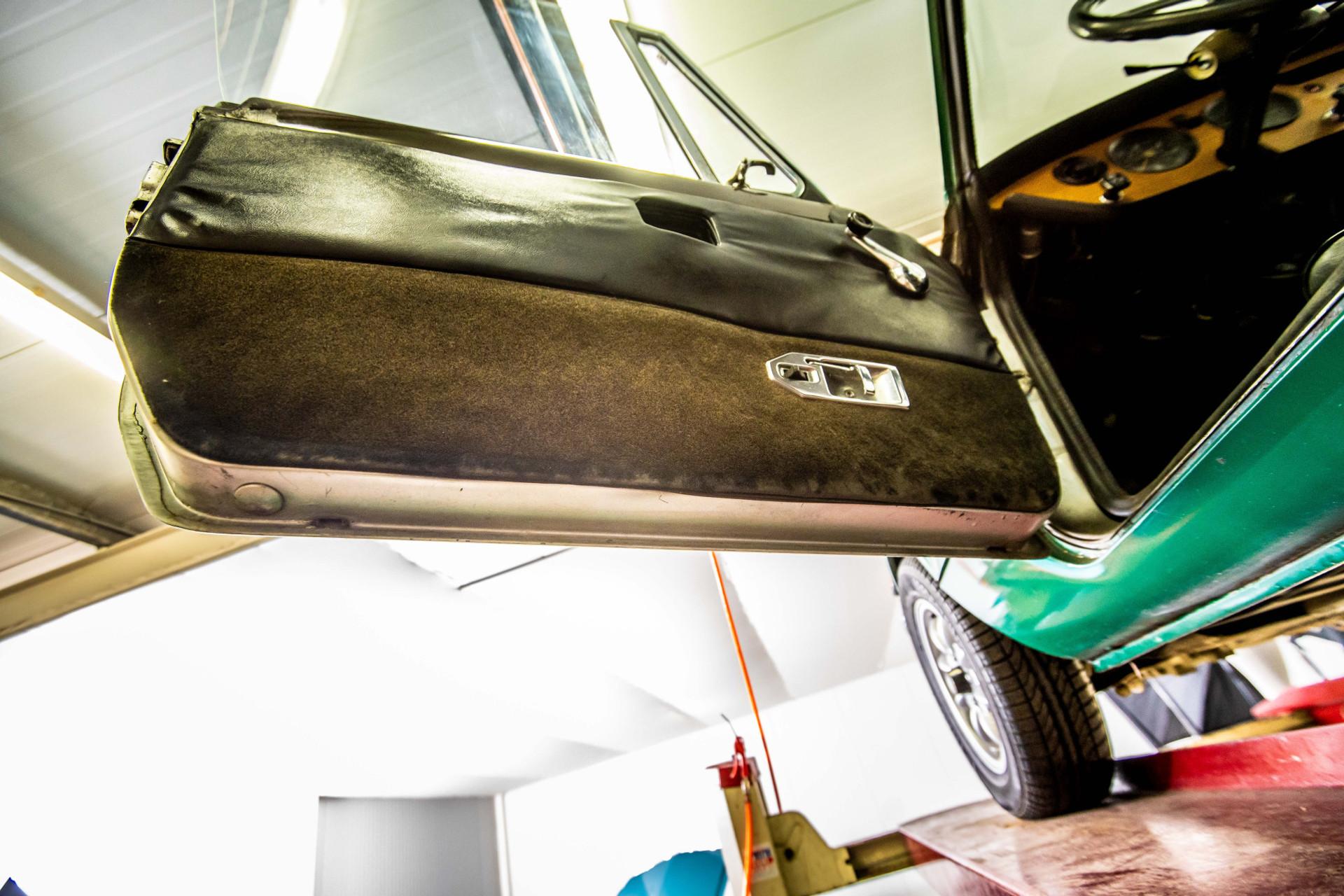 Triumph GT6 MKIII Foto 47