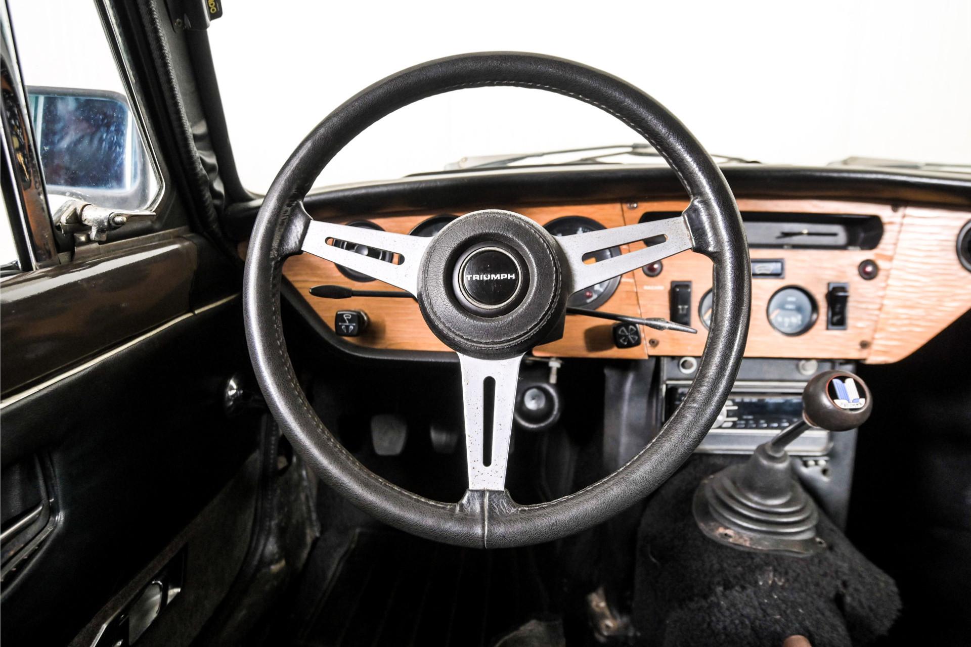 Triumph GT6 MKIII Foto 5